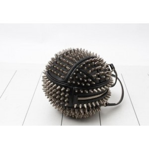 Gucci  Spiked Mini Tifosa Sphere Crossbody 858110