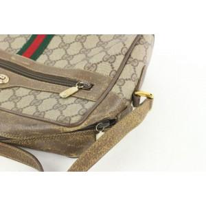 Gucci Supreme Web Ophidia Camera Crossbody Bag 469gks63