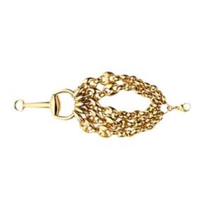 Gucci 18K Yellow Gold Marina Chainlink Bracelet