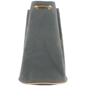 Hermès Navy Polochon Mimir Drawstring Backpack 595her315