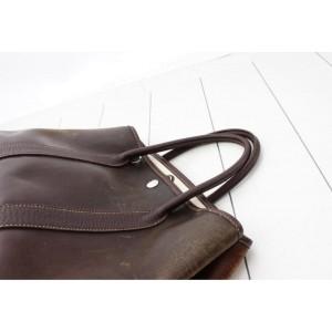 Hermès Bordeaux Small Amazonia Leather Garden Party Tote Bag 856905