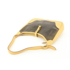 Hermès Amazonia x Fjord Leather Sable Trim II 31 Hobo Bag 365her525