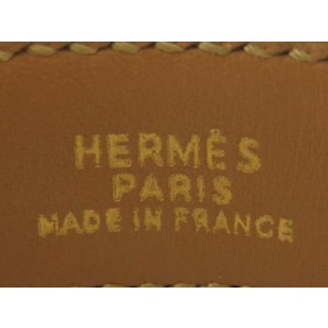 Hermes Lizard Bracelet 222927