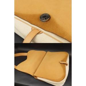 Hermès Tan Leather Colorado GM Double Flap Messenger Bag 2247350