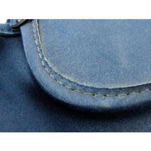 Hermès Sherpa Blue Backpack 219496