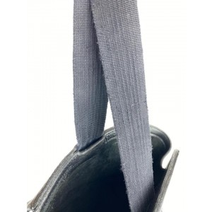 Hermès Sherpa Taurillon 22her630 Black Clemence Leather Backpack