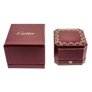 Cartier Yellow Gold Love Ring  Size 63