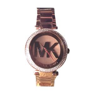 Michael Kors Parker Logo Dial Watch