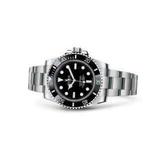Rolex Submariner 114060 Stainless Steel 40mm Watch