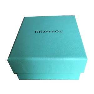 Tiffany and Co. I Love You Sterling Silver Ring