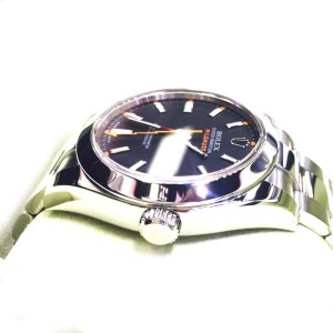 Rolex Milgauss 116400 Stainless Steel 40mm Men's Watch