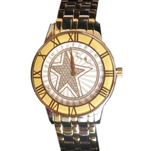 Theirry Mugler Two Toned Ladies Watch
