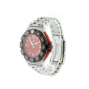 Tag Heuer Formula 1 Red Mens WAAC1113 Watch