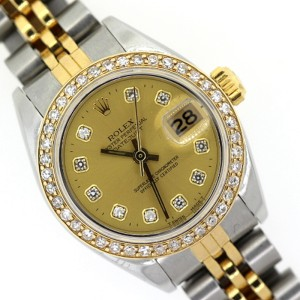 Rolex Datejust 6917 Womens 26mm Watch