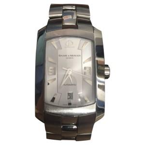 Baume & Mercier Hampton Milles XL Stainless Steel 30mm x 45.5mm Watch