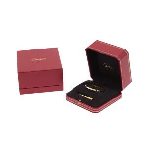 Cartier Yellow Gold B6047517 Love Bracelet, SM Size 16