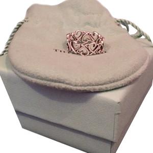 Tiffany & Co. Polamo Picasso Loving Heart Band Ring