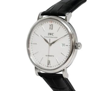 IWC Portofino IW356501 Automatic Silver Dial Men's Watch