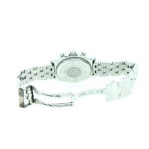 Breitling Chronomat Shell Stainless Steel Automatic Mens Watch A13352