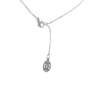 Cartier Diamants Legers White Gold 6- Diamond Necklace