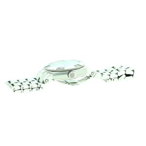 Renato Mens Cyclops Diamond Stainless Steel Watch