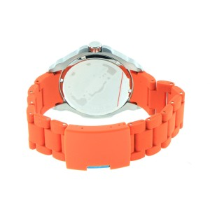 Montreux Ellington Orange Strap Mens Watch