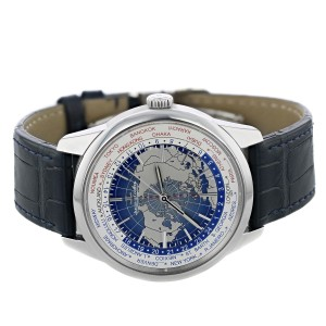 Jaeger Le Coultre Geophysic Universal Time Q8108420