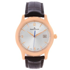Jaeger Lecoultre Master 147.2.37.S Q147237S 18K Rose Gold 40mm Mens Watch