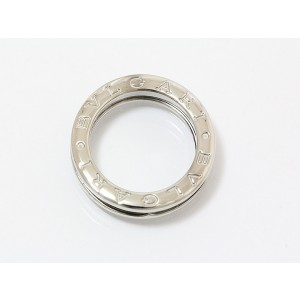 Bulgari 18k White Gold B Zero One Single Band Ring