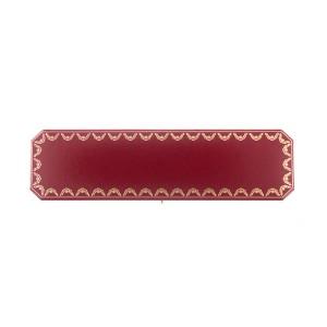 Cartier 18k White Gold Love Mini Bracelet