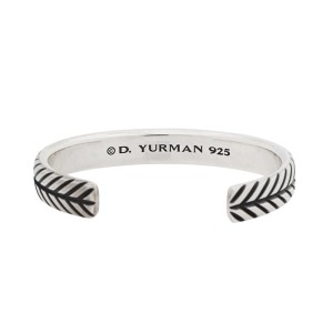 David Yurman Men's Chevron Cuff Bracelet