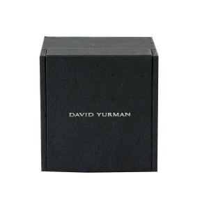 David Yurman Sterling Mens Skull Ring