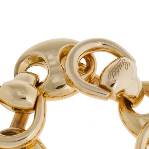 Gucci Mariner 18K Yellow Gold Bracelet