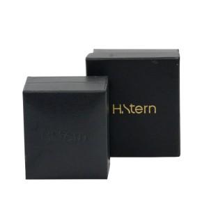 H. Stern 18k Rose Gold Diamond Knot Earrings