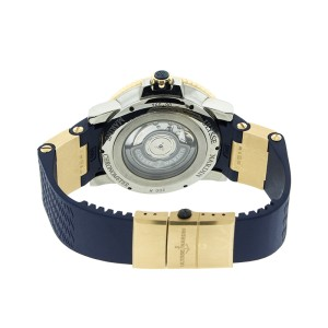 Ulysse Nardin Maxi Marine Diver 265-90-3-93 Mens Watch