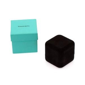 Tiffany & Co. Fancy Intense 1.12ct. Yellow Diamond Soleste Ring Size 6