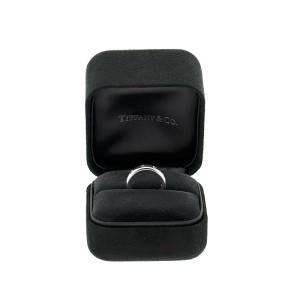 Tiffany & Co. Platinum Etoile Diamond Band Ring