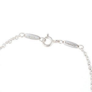 Tiffany & Co. Sterling Silver Pearl Long Necklace