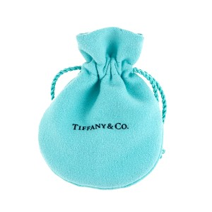 Tiffany & Co. Elsa Peretti Sterling Silver Open Heart Ring Size 4