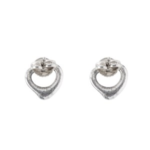 Tiffany & Co. Elsa Peretti Open Heart Earrings