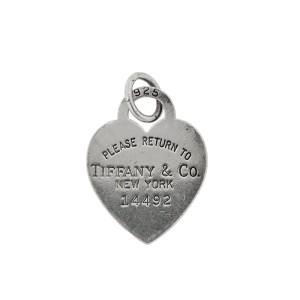 Tiffany & Co. Return to Tiffany Heart Pendant