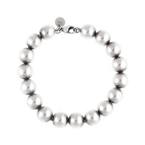 Tiffany & Co. Sterling Silver Beaded Bracelet
