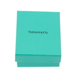 Tiffany & Co. Sterling Silver Elsa Peretti Large Bean Cufflinks
