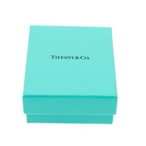 Tiffany & Co. Sterling Silver Open Heart Charm Bracelet