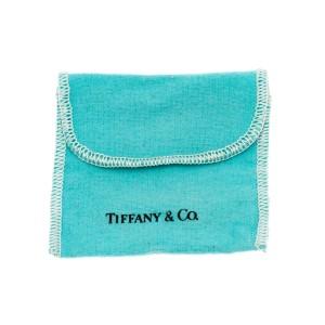 Tiffany & Co. Sterling Silver Clip on Wave Earrings