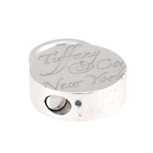 Tiffany & Co. Sterling Silver Return to Tiffany Lock Charm Pendant