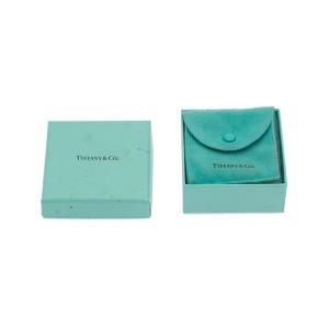 Tiffany & Co. Sterling Silver Screw/Bolt Cufflinks