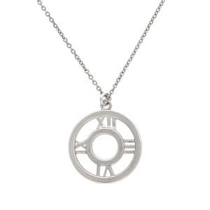 4feff27e6 925 Sterling Silver Atlas Pendant Necklace | Tiffany & Co. | Buy at  TrueFacet