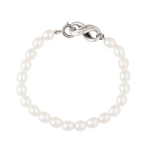 89cce7dc3 Tiffany & Co. Infinity Pearl Bracelet | Tiffany & Co. | Buy at TrueFacet