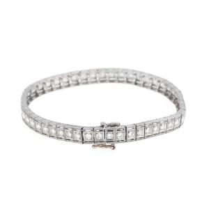 Platinum 2.00ct. Diamond Tennis Bracelet